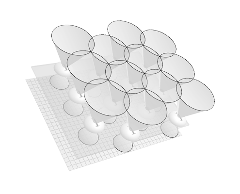 Microlens array
