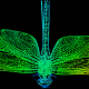 Dragon-fly Depth_Colored