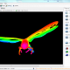 Dragon-fly 3D Depthmap
