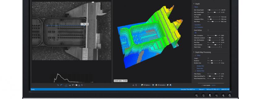 Raytrix light field camera software